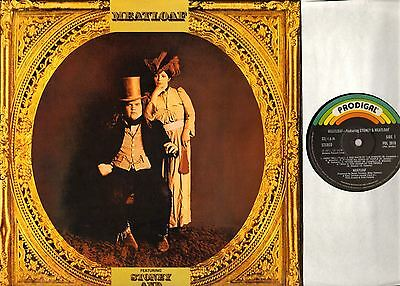 MEAT LOAF featuring stoney and meat loaf LP EX/EX- PDL 2010 A1/B1 uk 1979