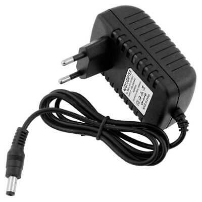 Alimentador 12V 2A Conector Jack Adaptador Transformador Tiras LED Power Supply