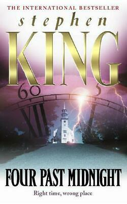 Four past midnight by Stephen King (Paperback)