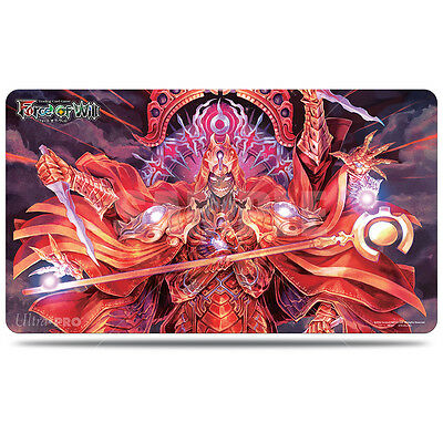 Force of Will TCG - Return of the Dragon Emperor V3 Playmat