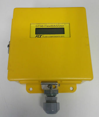 ST98 Flexmasster Mass Flow Meter