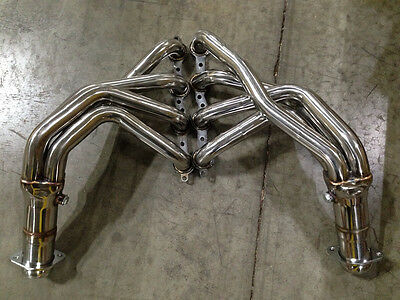 Exhaust Manifold For 05-13 Chevy Corvette C6 Ls2/ls3 T304 Stainless Steel Header