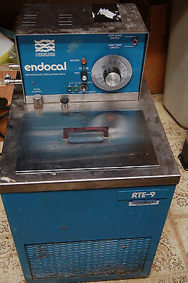 Endocal RTE-9 refrigerated water circulator