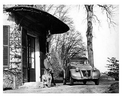 1959 Citroen ORIGINAL Factory Photo oub2837