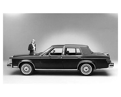 1979 Lincoln Versailles ORIGINAL Factory Photo oub2902