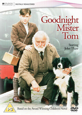 Goodnight Mister Tom DVD (2010) John Thaw, Gold (DIR) cert PG Quality guaranteed