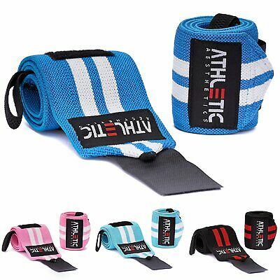 ATHLETIC AESTHETICS Handgelenkbandage Wrist Wraps Krafttraining