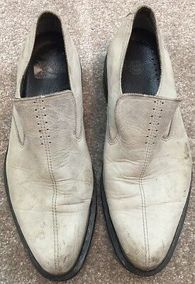Dr Martens Air Wair Leather Loafers Shoes Men's Sz 10*