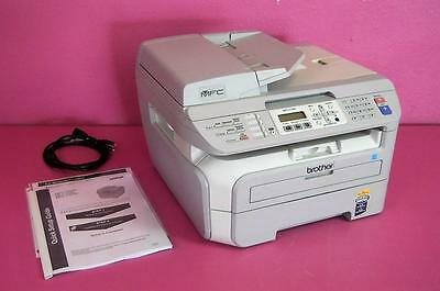 Brother MFC-7340 All-in-One Monochrome Laser Copier Color Scanner Fax Printer