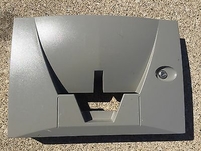 Triton 9100 ATM Lower Door Bezel Gray