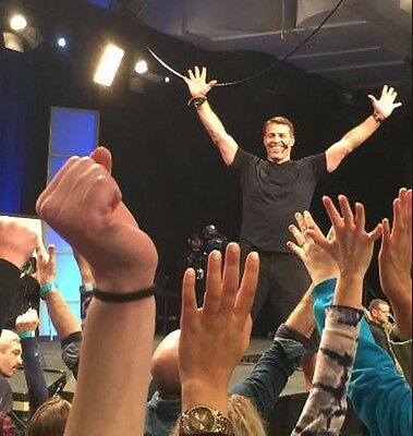 Tony Robbins - rare relic from Unleash the Power Within seminar