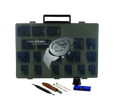 New RENATA WATCH-AID-KIT watch aid kit Jeweler's Tools Kit