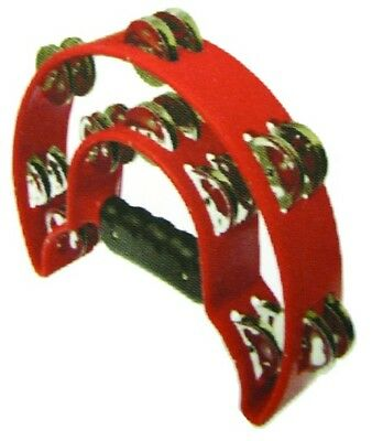 New ALICE ATB-002 Double Ring Tambourine