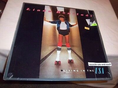 LINDA RONSTADT-LIVING IN THE USA NEW SEALED rock VINYL RECORD LP