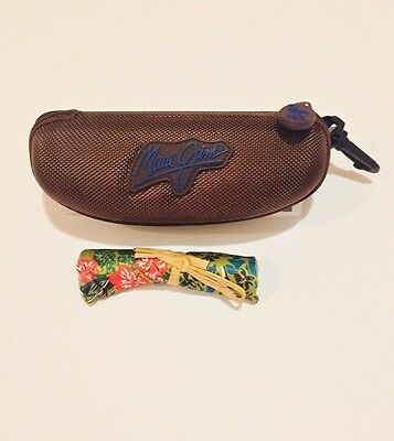 Maui Jim Sunglass Case - Hard Case Soft Case - New - SALE!
