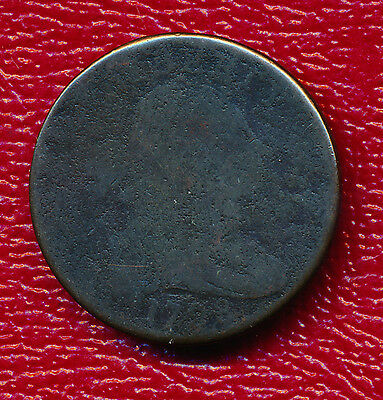 1798 Draped Bust Large Cent **nice Circulated Early Copper** Free Shipping!