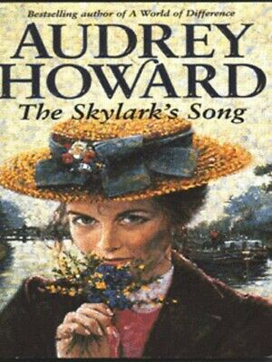 The skylark's song by Audrey Howard (Paperback) Expertly Refurbished Product