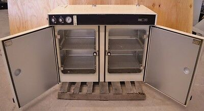 National Appliance Co. Napco Model 3321 Water Jacketed Incubator