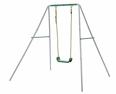 NEW Plum Products 2 in 1 Swing Set Outdoor Activity Adjustable Baby Seat
