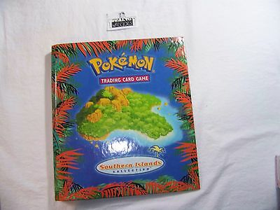 Pokemon Trading Card Game Southern Islands Collection Book (Pokemon)