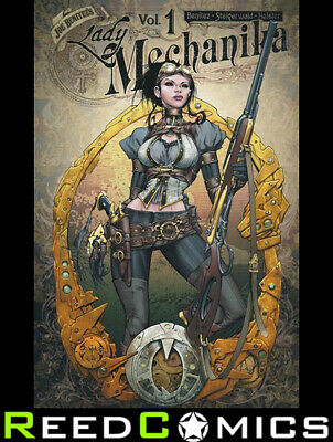 LADY MECHANIKA VOLUME 1 MYSTERY OF THE MECHANICAL CORPSE GRAPHIC NOVEL Paperback