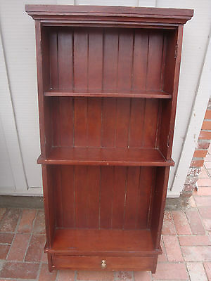 Antique Shelving/Cupboard from Demolished Hotel Downtown San Diego