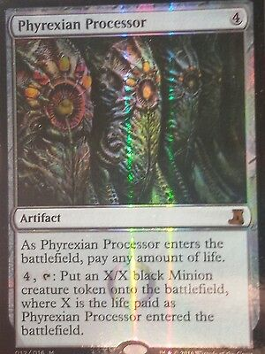 FOIL Phyrexian Processor ~ From the Vault: Lore ~ NearMint ~ Magic The Gathering