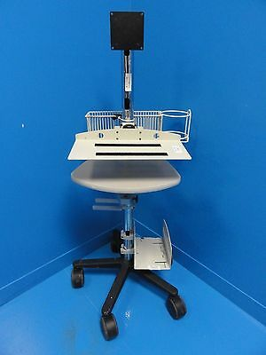 Ergotron Neuromonitoring / Neurodiagnostic Mobile Stand for EEG / EMG ~ 13105