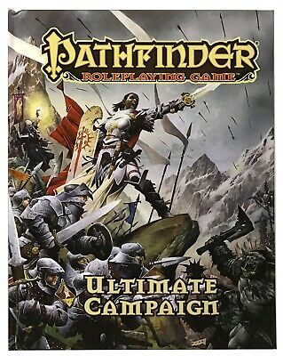 Pathfinder Roleplaying Game: Ultimate Campaign Guidebook
