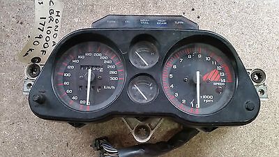 Honda CBR1000F 93 Model Instrument Cluster, Gauges, Speedo, Thaco, Dash