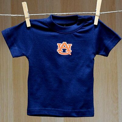 Auburn Tigers Baby Infant Short Sleeve T-Shirt Tee (FREE SHIPPING) 3-6 months
