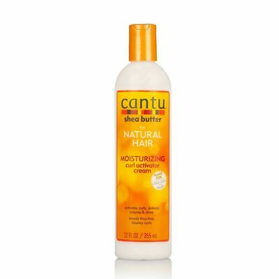 (25,61€/1l) Cantu Shea Butter Moisturizing Curl Activator Cream for Natural Hair