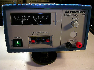 BK PRECISION DIGITAL 3-14 VDC 20A 120/230 VAC Single Output DC Power Supply