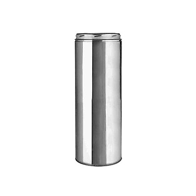 SELKIRK CORP 206024 6x24 Stainless Steel Pipe/Lock Band