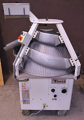 Turri CO-1000 Conical Dough Dividing/Rounding Automatic Divider Machine Rounder