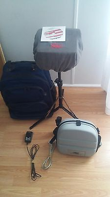Stenograph Wave Steno Student Writer With Stand and many Extras Slightly Used