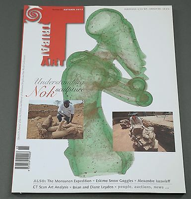 Tribal Arts Magazine #65 Autumn 2012 African Art