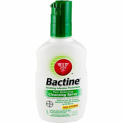 Bactine Pain Relieving Spray 5oz