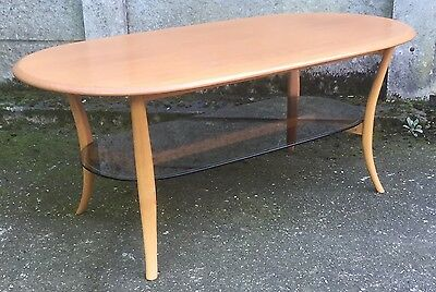 Modern Ercol Coffee Table Delivery Available