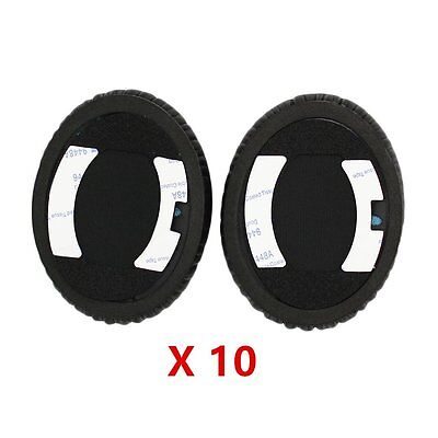 10 X Replacement Ear Pads Cushion for Bose QuietComfort QC15 QC2 Headphones N5