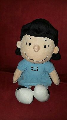 "12"" Kohl's Cares Lucy Plush Clean & Excellent Peanuts Charlie Brown"