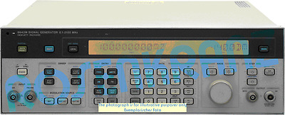 Keysight (Agilent/HP) 8642M / No Options