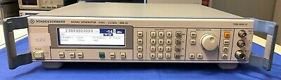 Rohde & Schwarz SML02 / no option