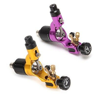 2 x Genuine Hummingbird rotary tattoo machine gun swiss motor liner shader SALE!