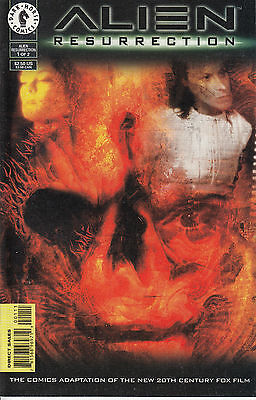 ALIEN RESURRECTION 1...NM-...1997...Jim Vance,Eduardo Risso...Bargain!