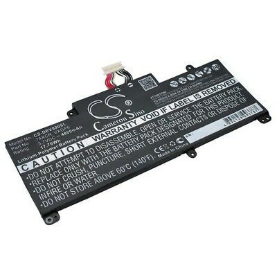 Replacement Battery For DELL 74XCR