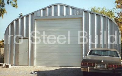 DuroSPAN Steel 20x30x16 Metal Garage Building Boat- RV Storage Workshop DiRECT
