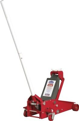 Sealey Trolley Jack 3tonne with Safety Lock