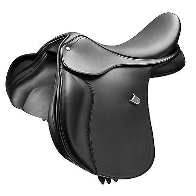 **NEW** Bates All Purpose Saddle With Cair Available In Brown and Black