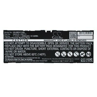 Replacement Battery For DELL 9MGCD